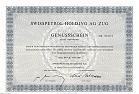 Swisspetrol Holding AG