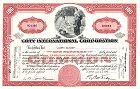 Coty International Corporation