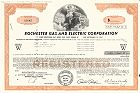 Rochester Gas & Electric Corporation