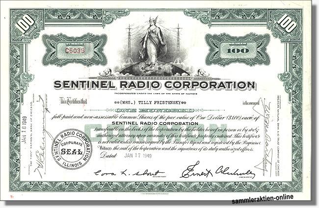 Sentinel Radio Corporation