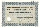 Brauerei Schwartz-Storchen AG