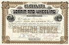 Cleveland, Lorain & Wheeling Railway Company
