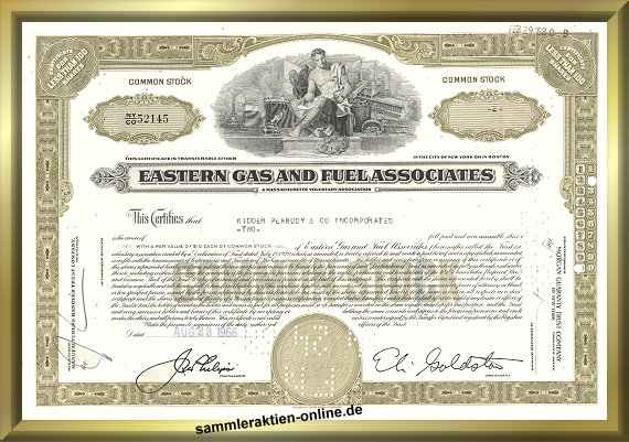 Eastern Gas and Fuel Associates