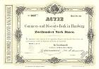 Besonders alte Aktien und historische Wertpapiere vor 1900