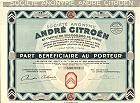 Citroen, André Citroën