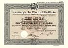 Hamburgische Electrizitäts-Werke - HEW