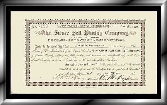 Silver Bell Mining Company