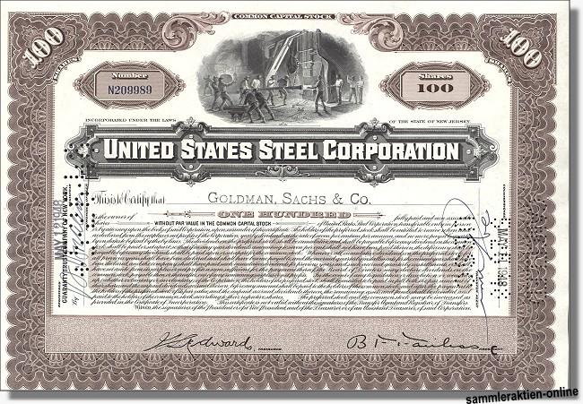 United States Steel Corporation, US-Steel