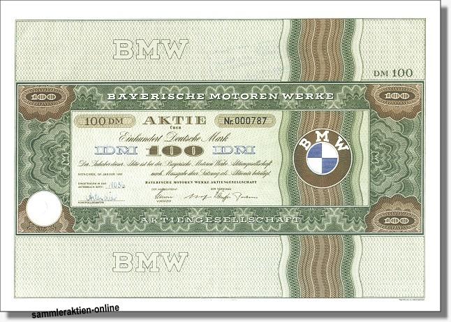 BMW Bayerische Motoren Werke AG - Dekodruck