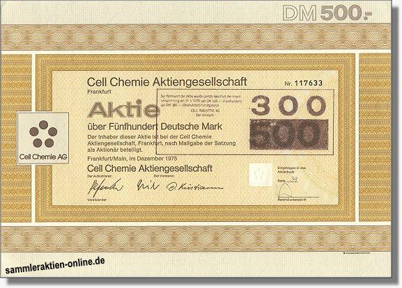 Cell Chemie AG