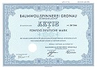 Baumwollspinnerei Gronau Aktiengesellschaft