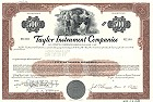 Taylor Instrument Companies