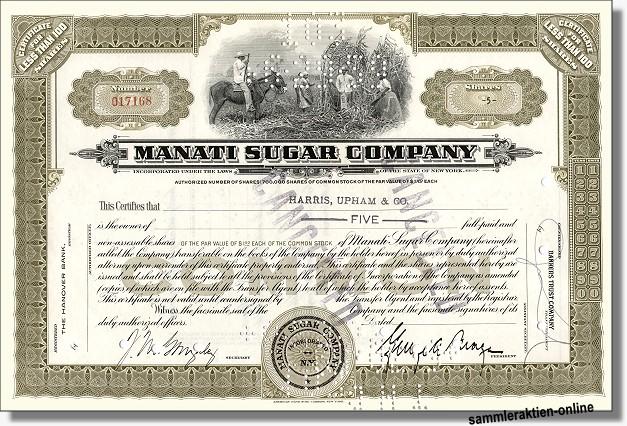 Manati Sugar Company