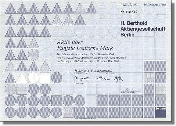 H. Berthold AG
