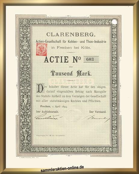Clarenberg AG