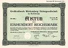 Großkraftwerk Württemberg Aktiengesellschaft