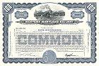 Western Maryland Railway