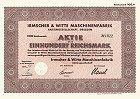 Irmscher & Witte Maschinenfabrik AG