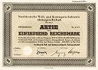 Norddeutsche Woll- und Kammgarnindustrie NWK