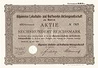 Allgemeine Lokalbahn- und Kraftwerke-AG - AGIV