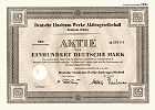 DLW - Deutsche Linoleum Werke