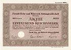 Faradit Rohr- und Walzwerk AG