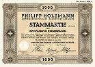 Philipp Holzmann AG