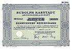 Rudolph Karstadt Aktiengesellschaft