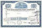 Washington Post Company - Amazon