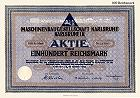 Maschinenbaugesellschaft Karlsruhe