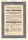 Pfandbriefe, Stadtanleihen, Kommunalschulden - D