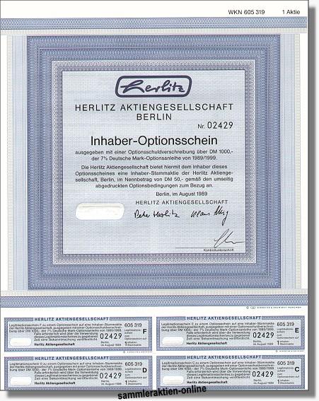 Herlitz AG