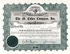M. Cohen Company