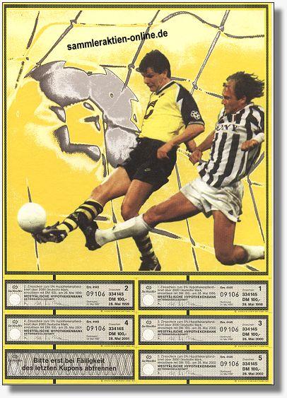 Borussia Dortmund, Champions-League 1997