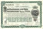 Baltimore and Ohio Southwestern Railroad Company