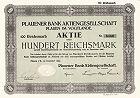 Plauener Bank AG