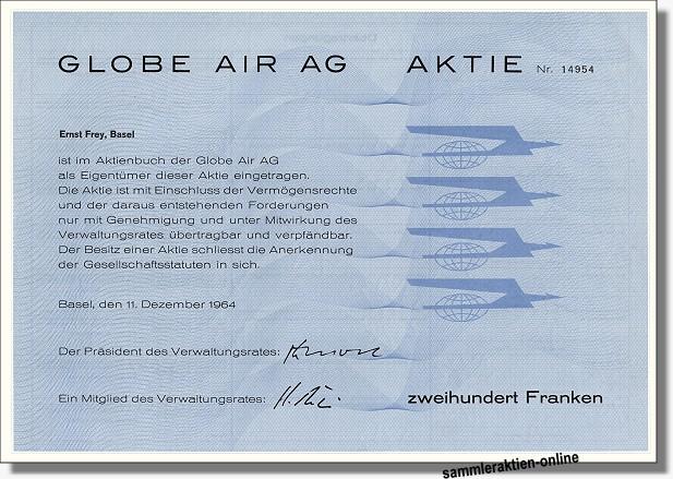 Globe Air AG