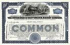 Pittsburgh & West Virginia Railway Company