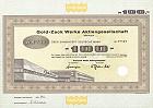 Gold-Zack Werke Aktiengesellschaft