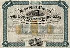 Boston Hartford & Erie Railroad Company