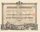Auxiliaire Industrielle S.A.