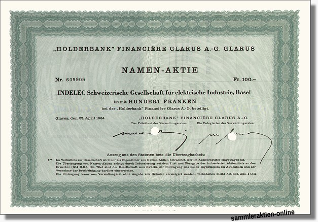Holderbank Financiere Glarus AG