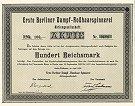 Erste Berliner Dampf-Roßhaarspinnerei AG