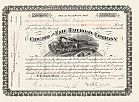 Chicago and Erie Railroad Company