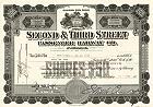 Second and Third Street Passenger Railway Company