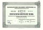 Baumwollspinnerei und Weberei Lampertsmühle AG