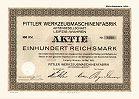 Pittler Werkzeugmaschinenfabrik AG