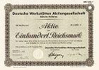 Deutsche Werkstätten AG