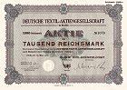 Deutsche Textil-Aktiengesellschaft