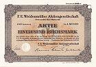 F. E. Weidenmüller AG